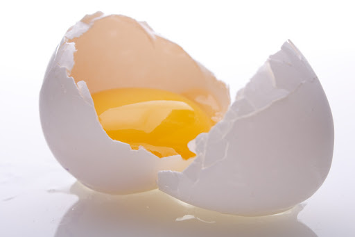 cracked eggs | Will Work For Baby